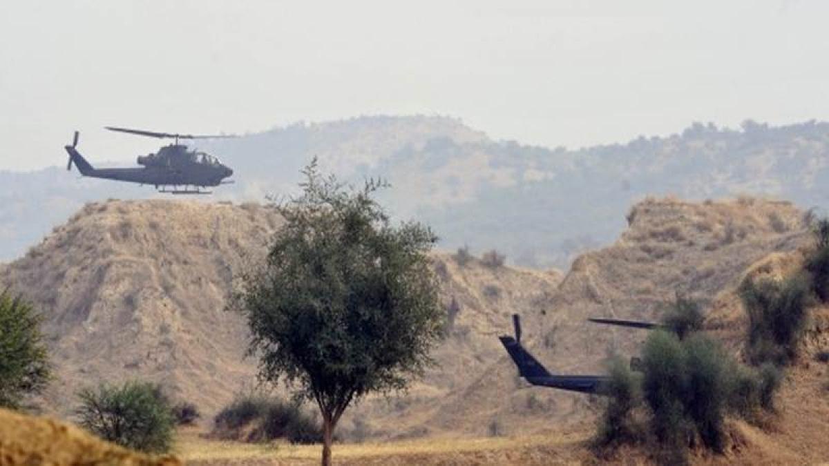 7 IAF personnel dead, 1 injured as Mi-17 V5 chopper crashes in Arunachal Pradesh