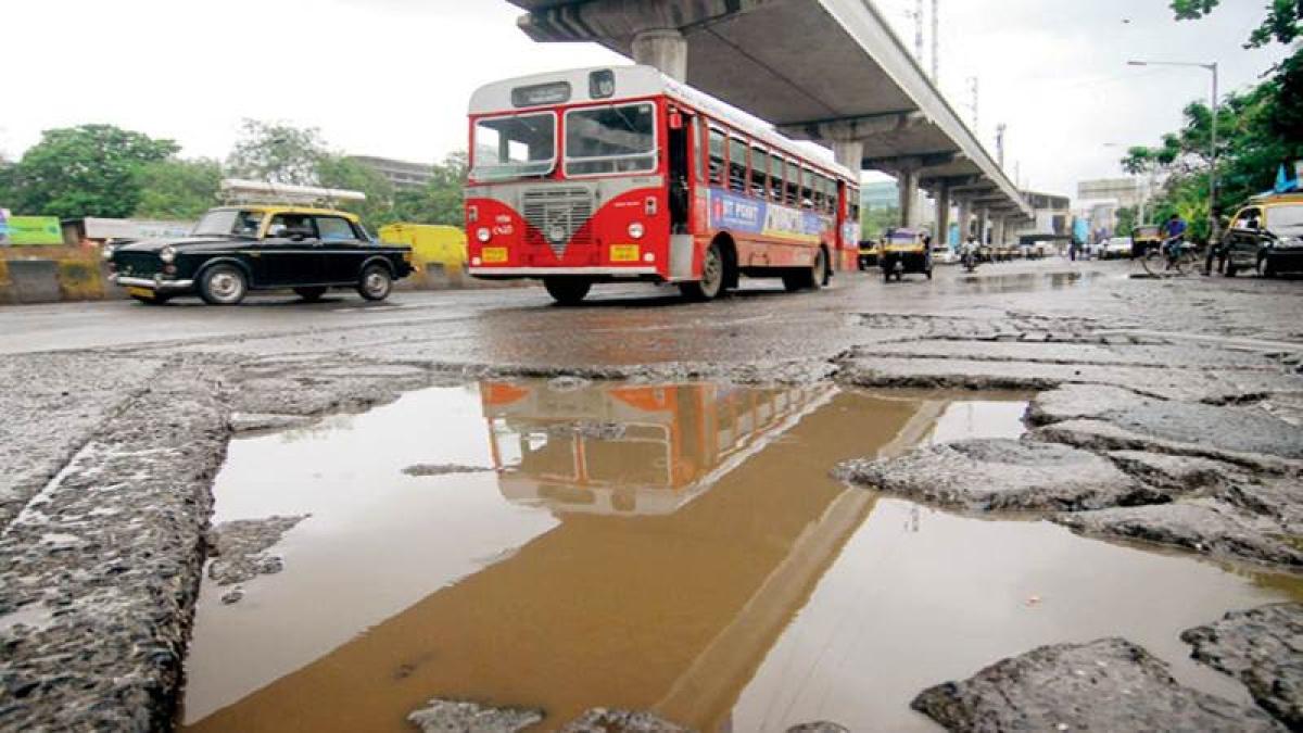 Mumbai's hole story: BMC fills potholes, only for them to return
