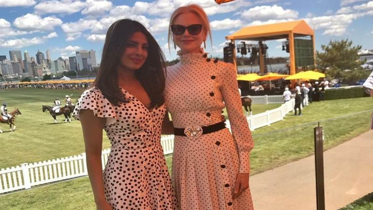 Priyanka chills with Nicole Kidman, Kendall Jenner in New York