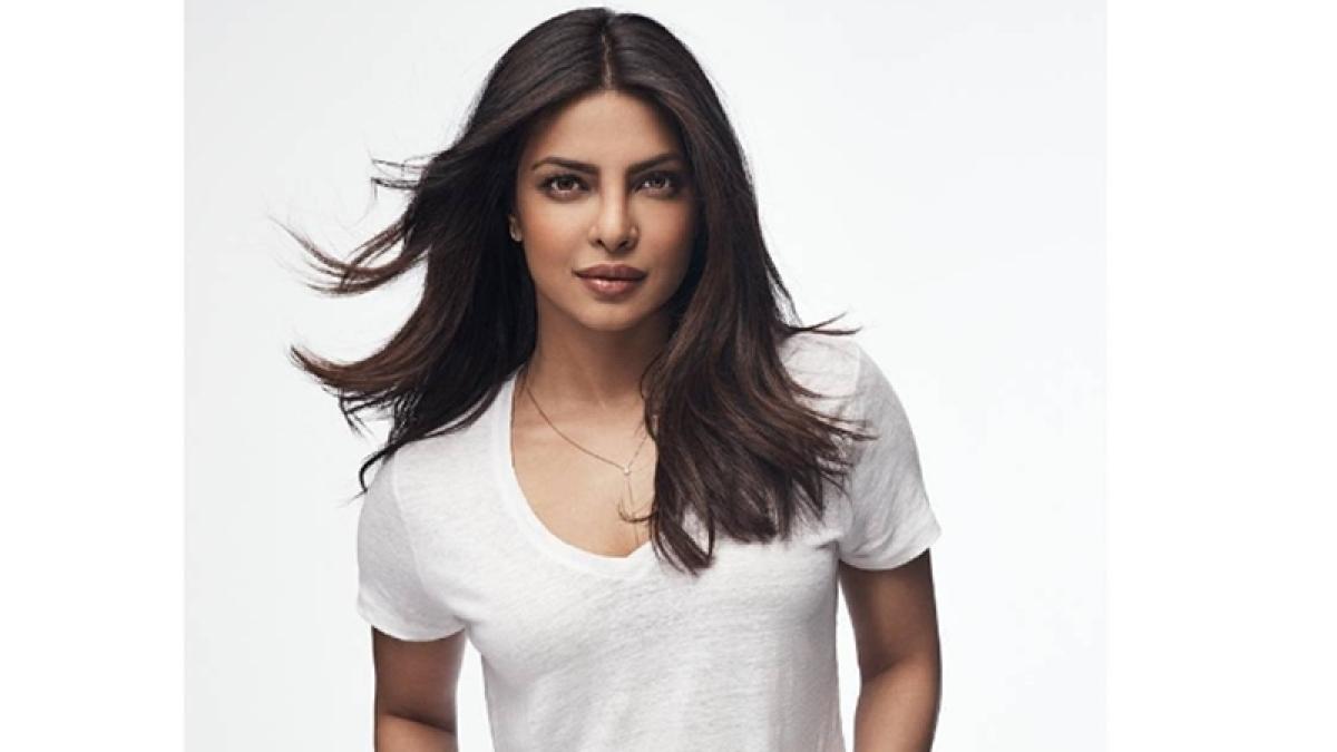 Priyanka Chopra's live chat on Twitter