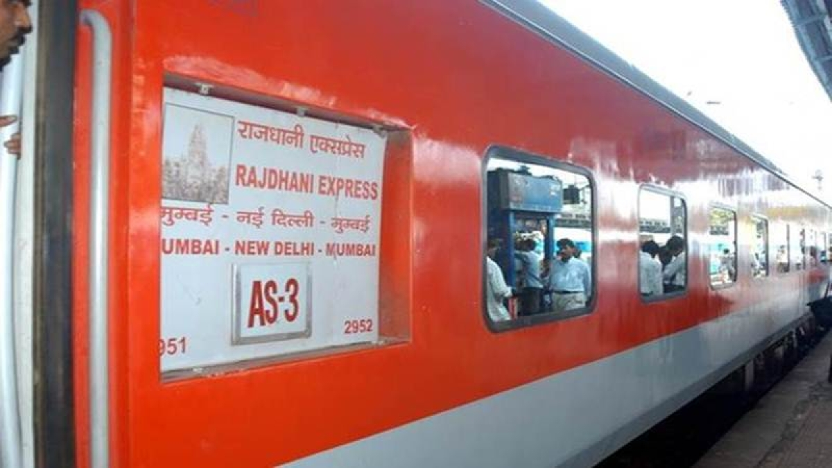 Makeover exercise for Rajdhani, Shatabdi trains
