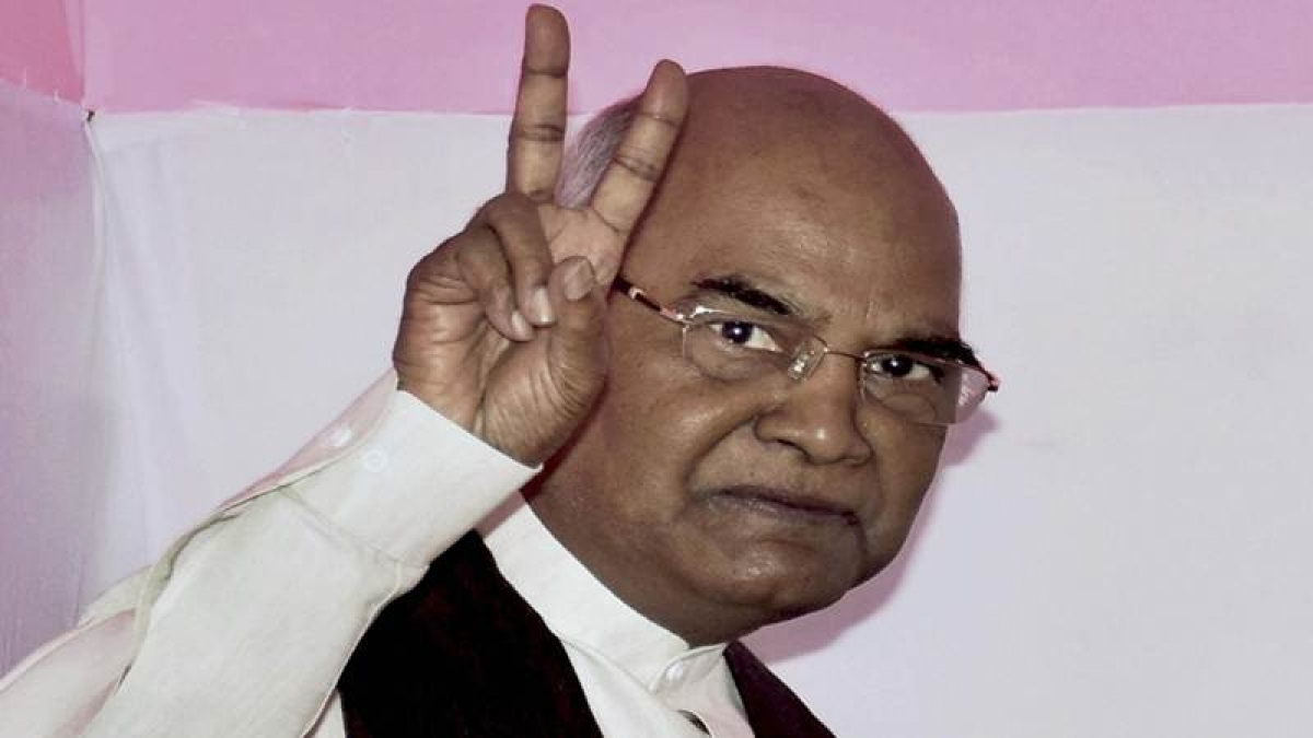 Ram Nath Kovind to file nomination today; Modi, NDA CMs to be there