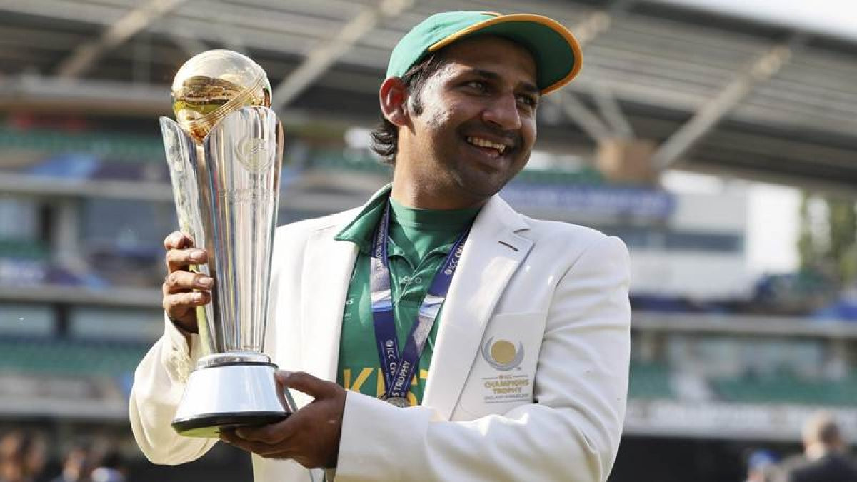 Champions Tophy 2017: Hope teams will now come and play in Pakistan, says Sarfaraz Ahmed