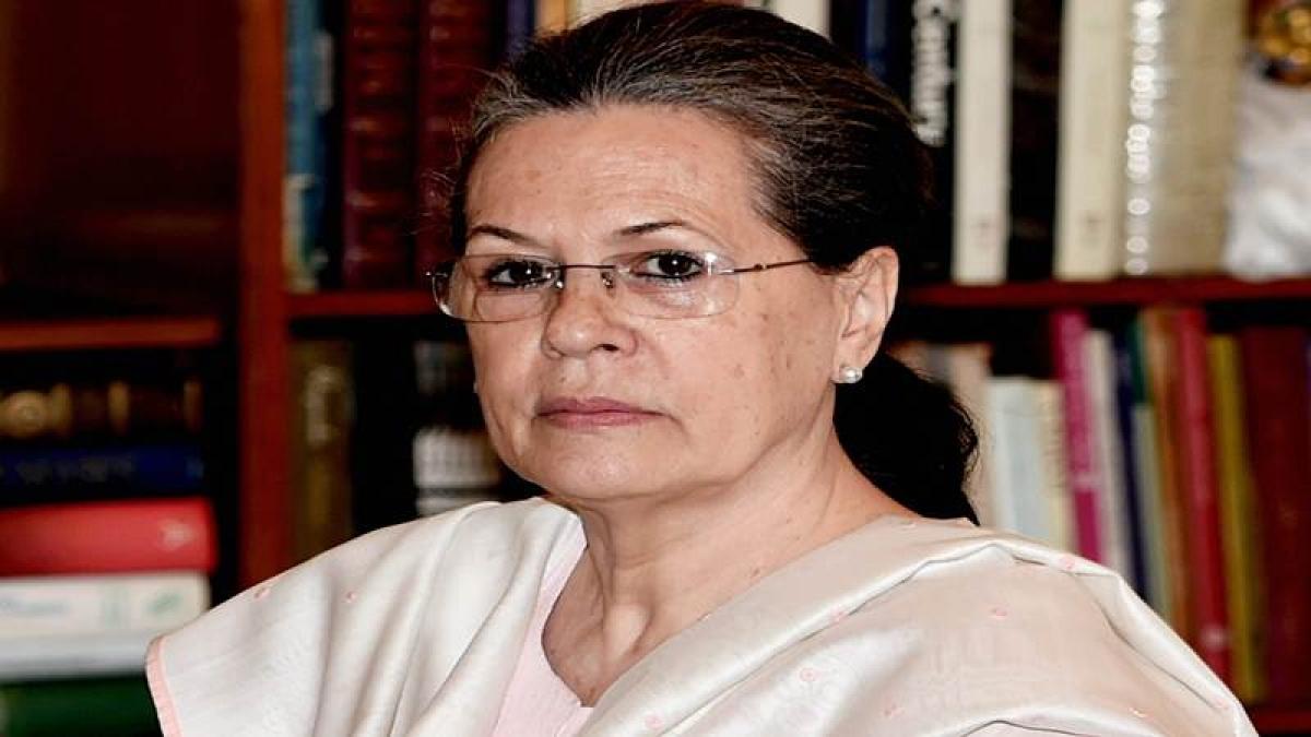 Sonia Gandhi falls ill in Shimla, taken to Delhi