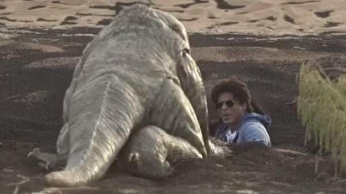 OMG! Shah Rukh loses his cool after being pranked