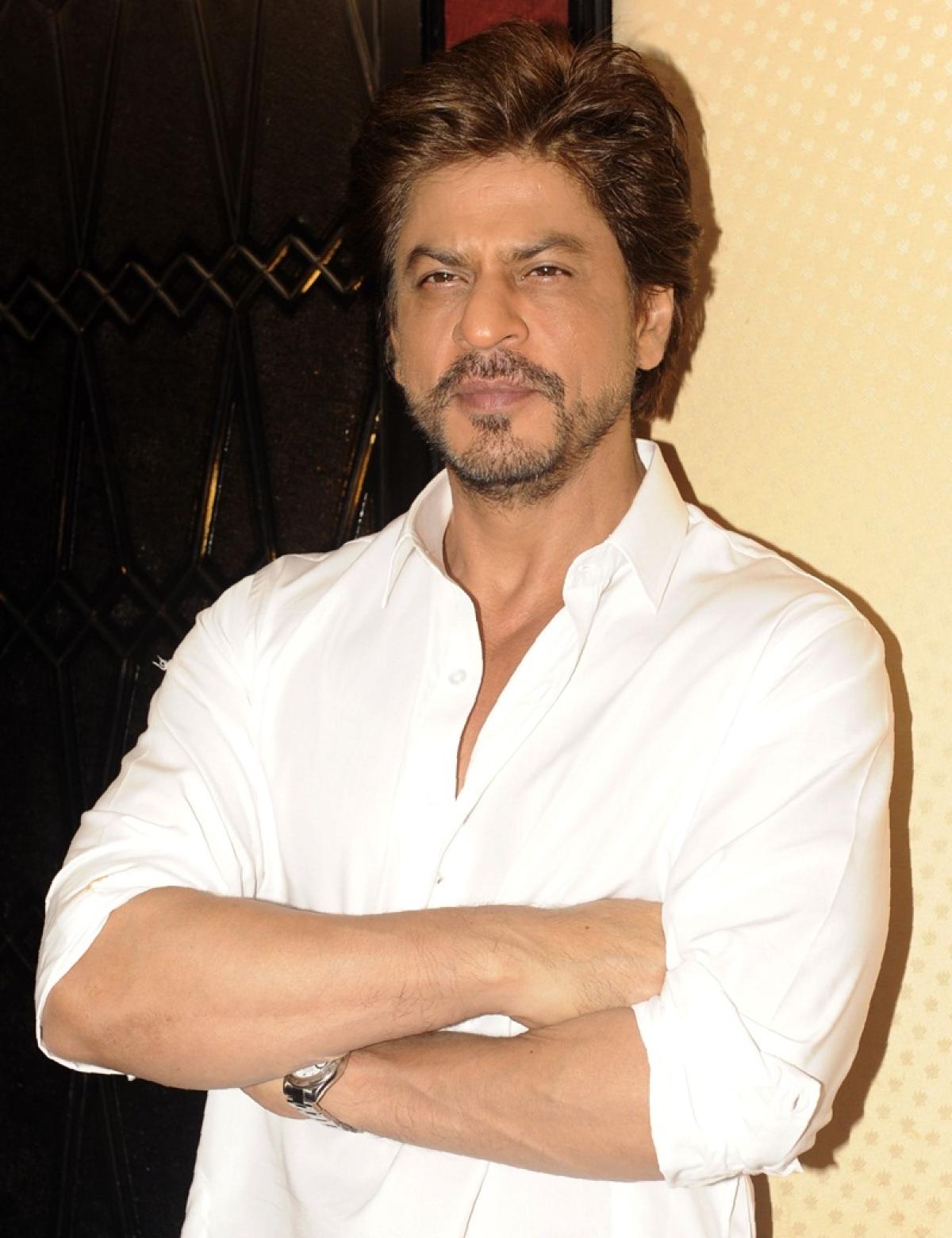 I'm Shah Rukh Khan, why should I want to be someone else, says SRK