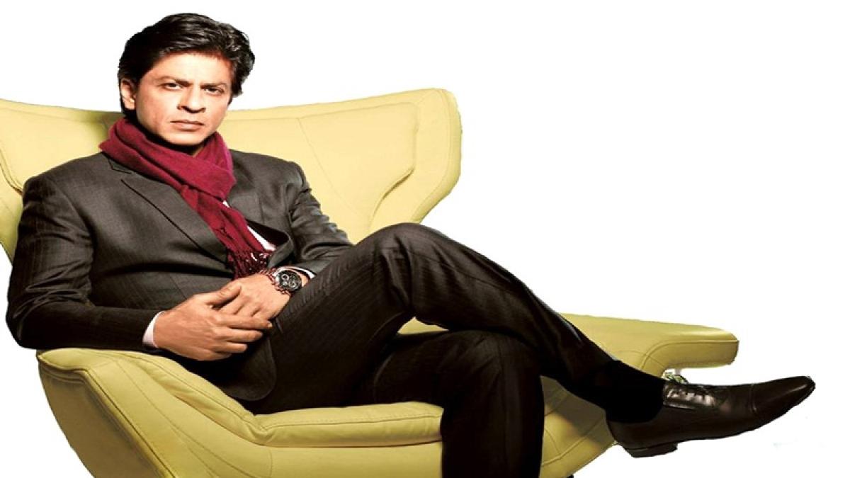 I am so pathetic in relationships that I am comic: Shah Rukh Khan