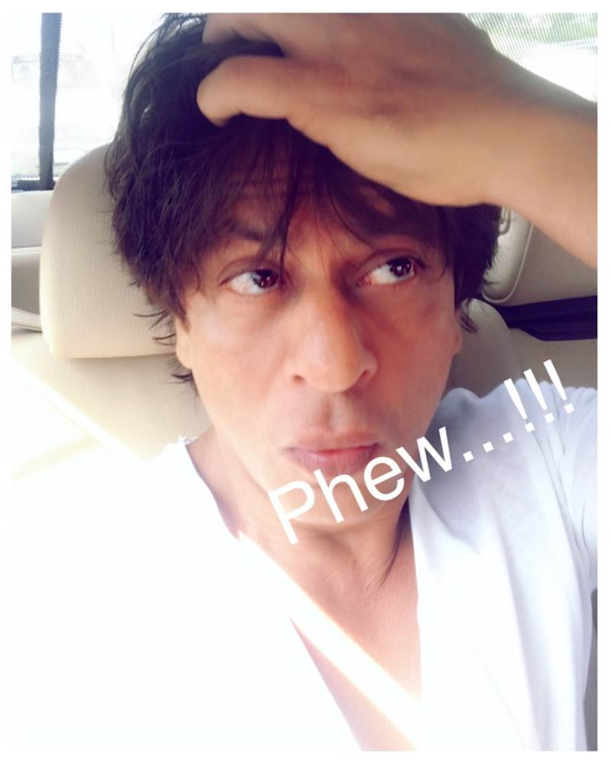 SRK addresses death hoax rumours as European news network says he died in air crash