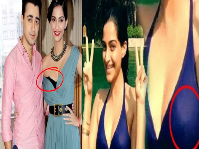 Oops 10 Bollywood Actresses Who Suffered Embarrassing