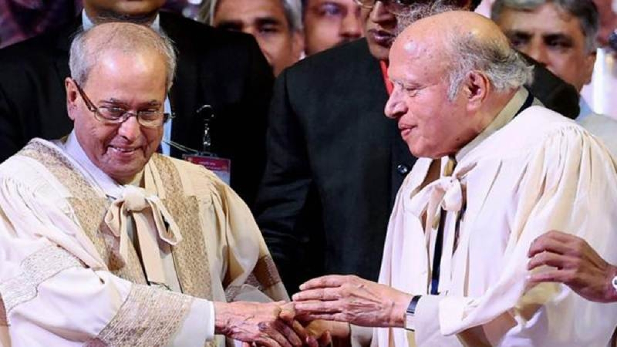 Presidential Election 2017: No Bhagwat, then MS Swaminathan says Shiv Sena