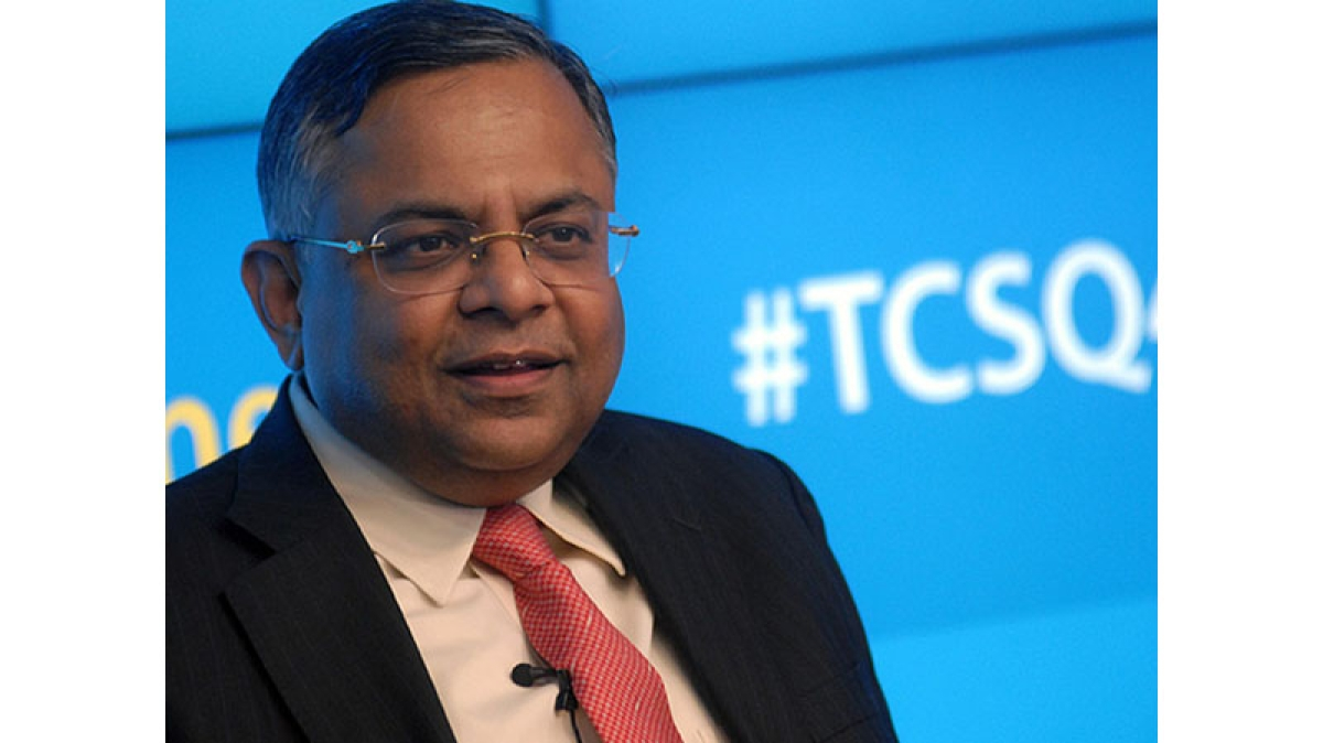 Trump worries have changed nothing for TCS on ground: N Chandrasekaran