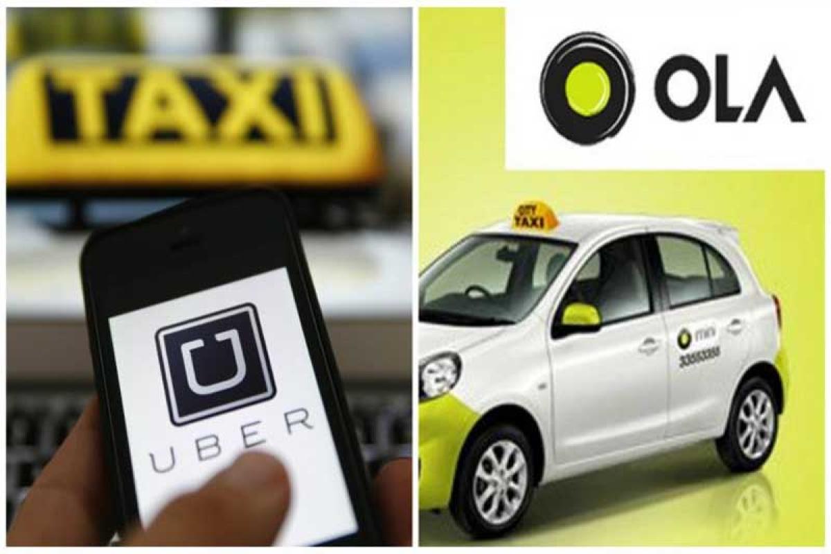 Ola, Uber driver go on indefinite strike, commuters bear the brunt