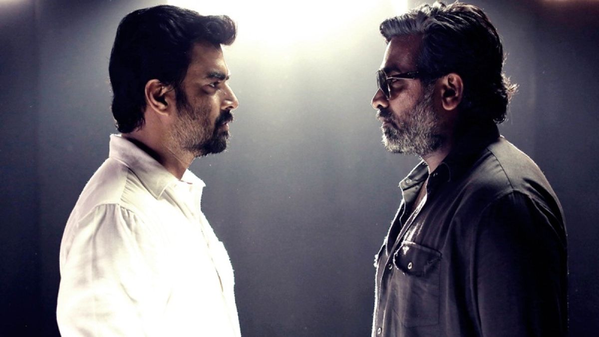 R. Madhavan's action thriller Vikram Vedha's trailer out!