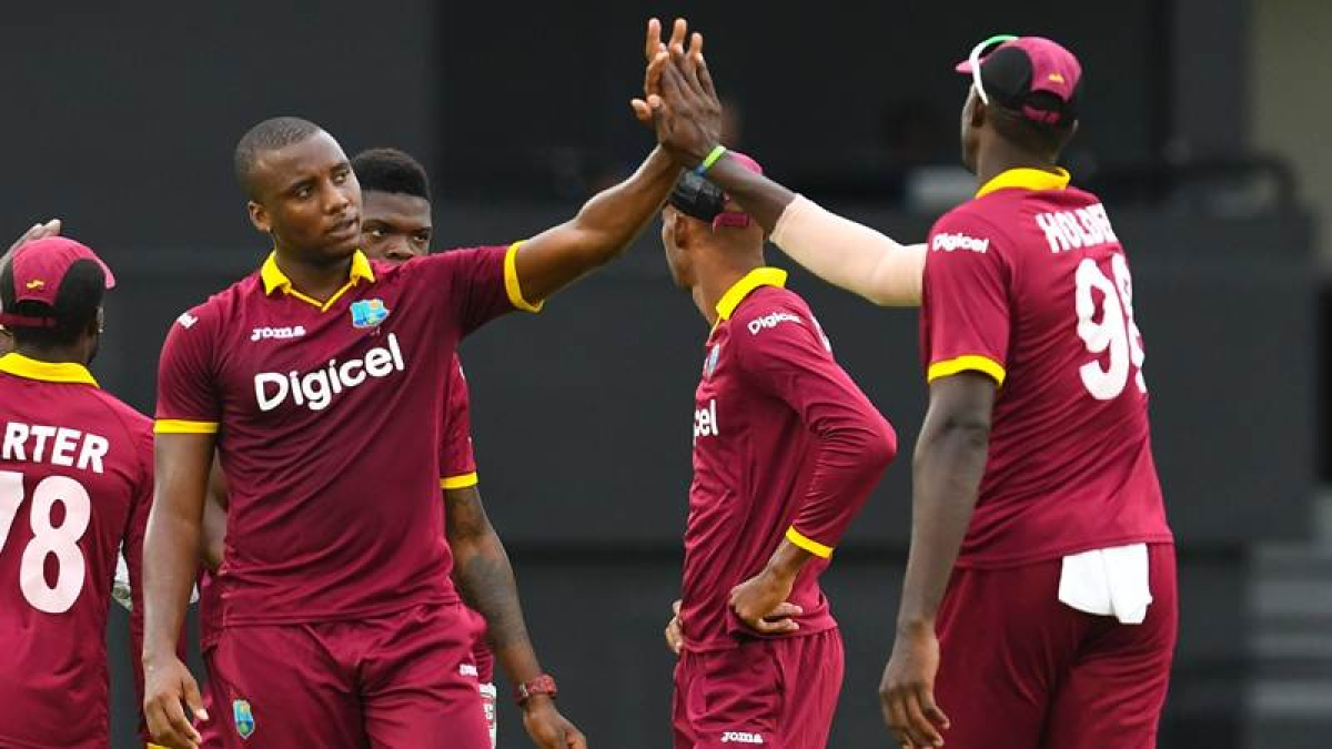 Windies name unchanged squad for India ODIs
