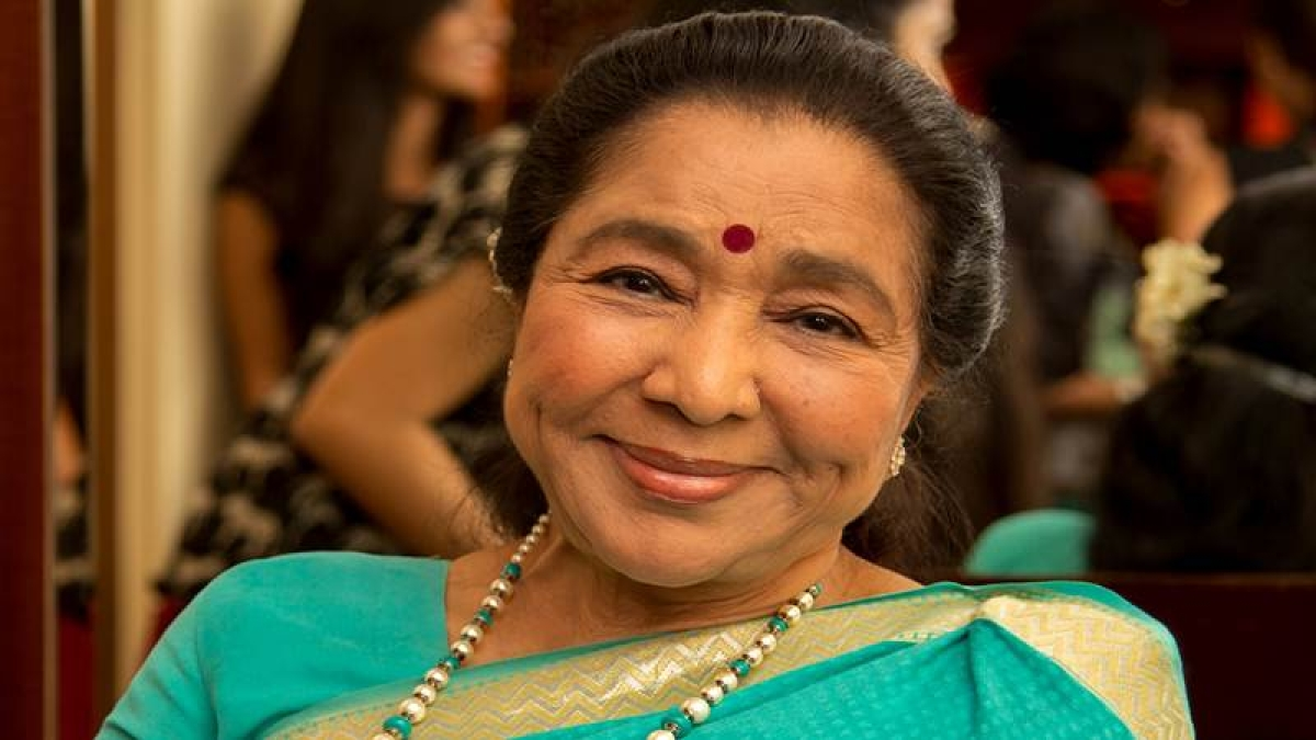 Asha Bhosle's wax statue to be immortalised in Delhi's Madame Tussauds Museum