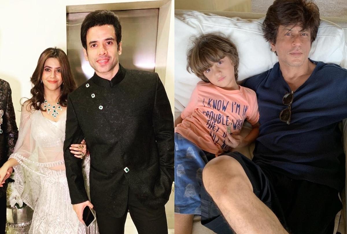Ekta Kapoor to Shah Rukh Khan: 8 Bollywood celebs who became parents through surrogacy