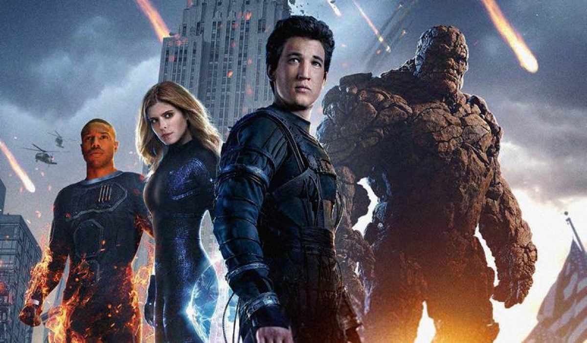 'Fantastic Four' to focus on the heroes' kids