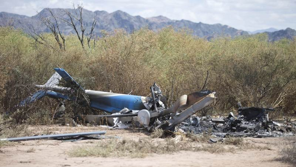 One killed, seven injured in chopper crash near Badrinath