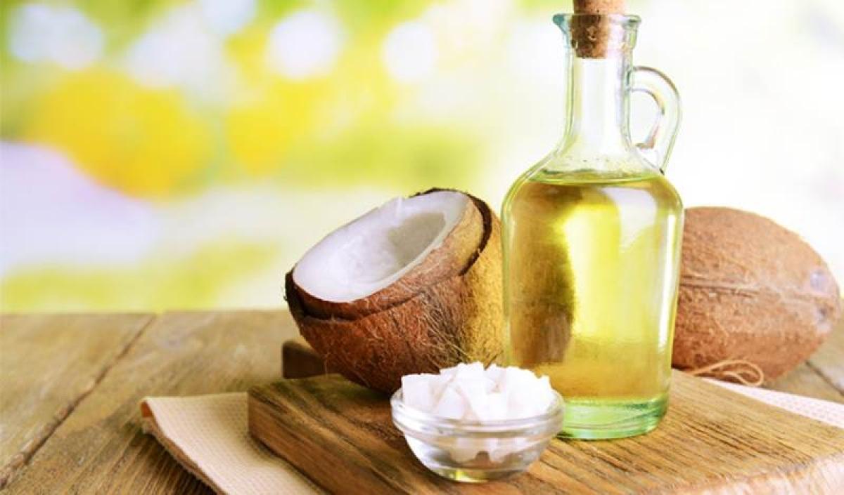 Coconut oil compounds better than repellents