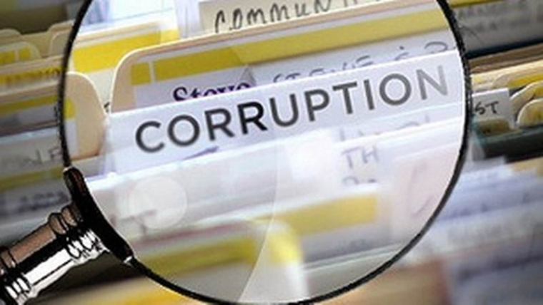 Promotion of corruption act is now in place