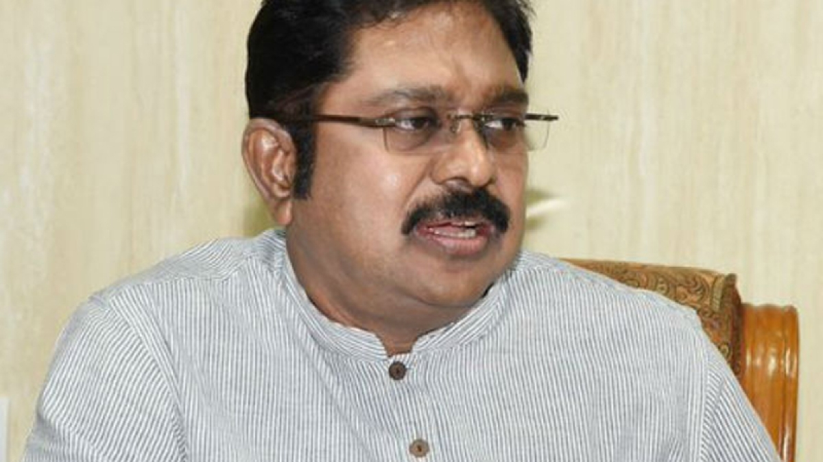 Dhinakaran booked for distribution of derogatory pamphlets against PM, CM