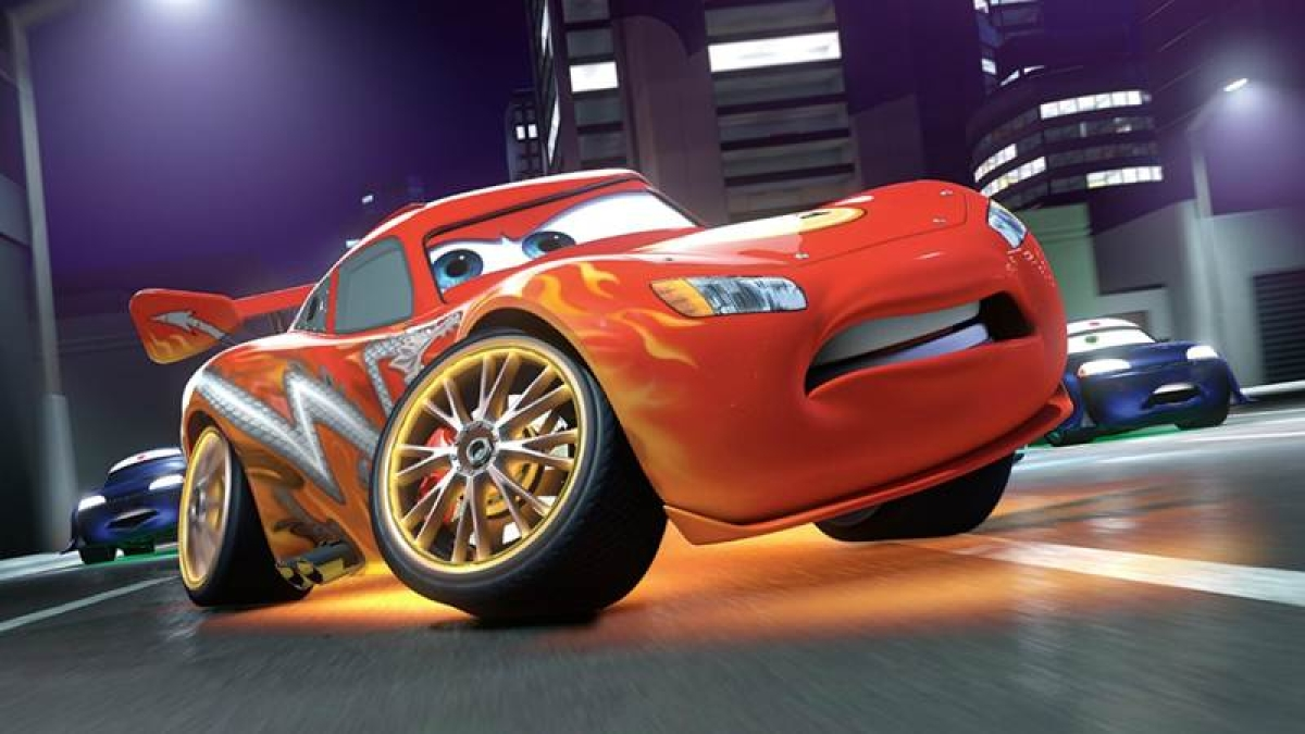 Cars 3: Four wheeled fun for the family