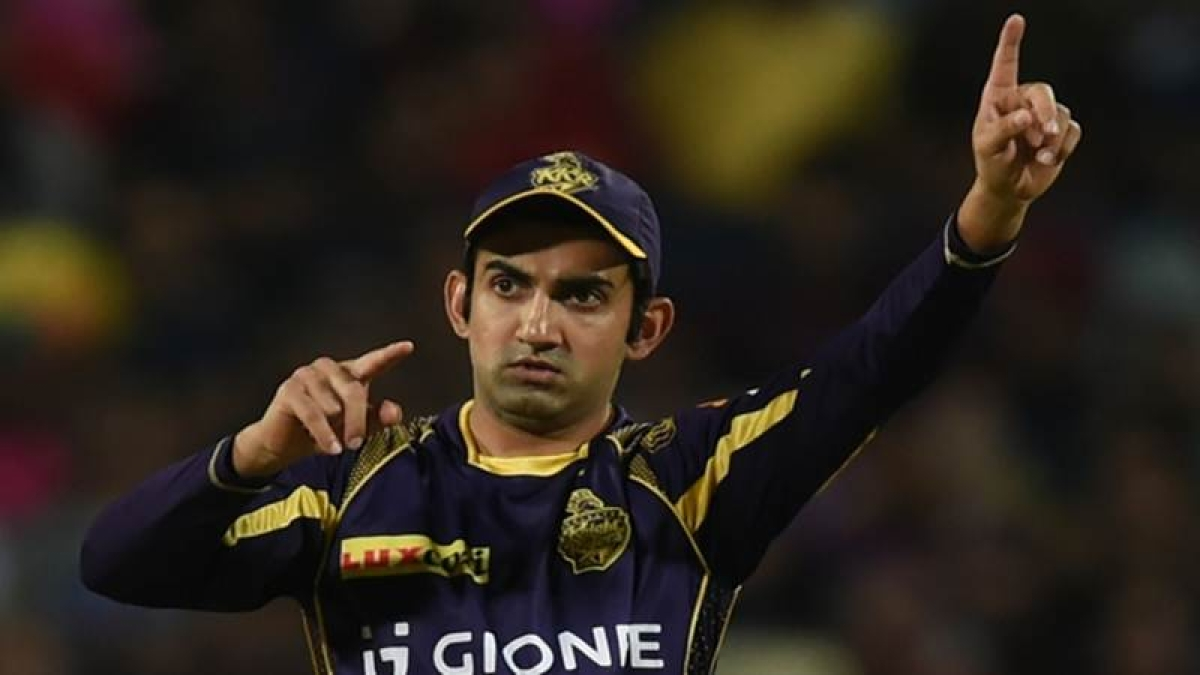 Why don't you go to celebrate in Pakistan: Gambhir slammed Kashmiri separatist leader