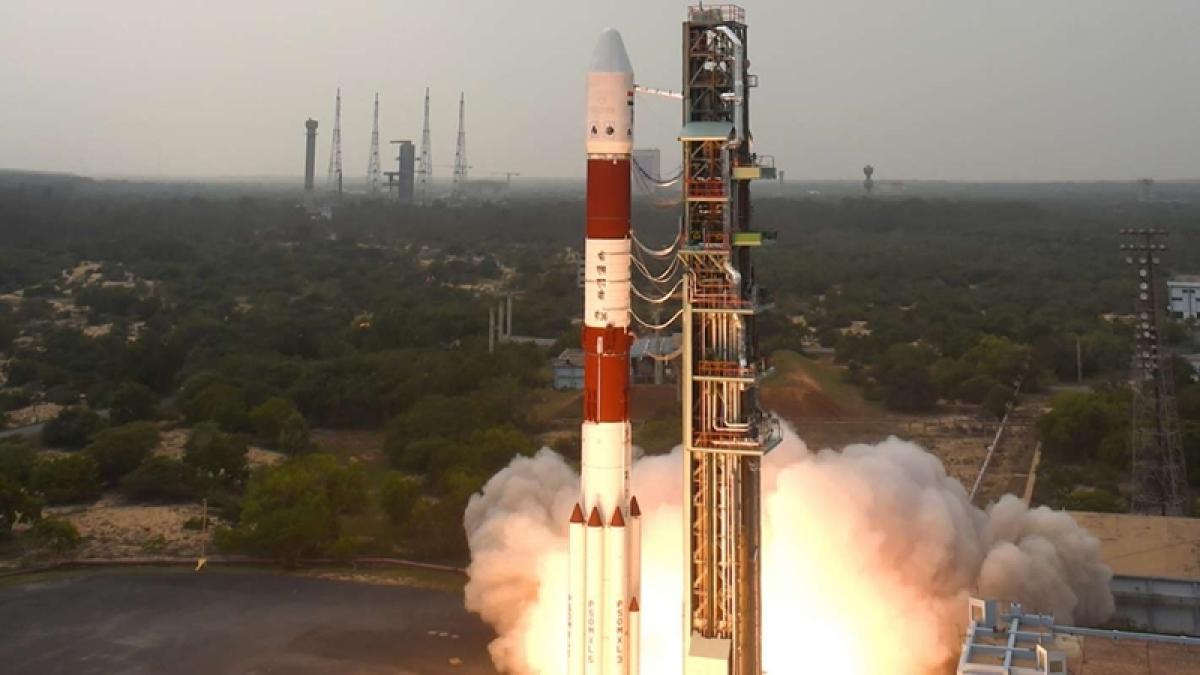 PSLV launches Cartosat-2, 30 nano satellites