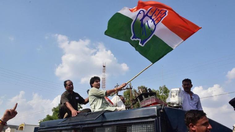 Jyotiraditya Scindia on 72-hour 'satyagraha' in farmers' support