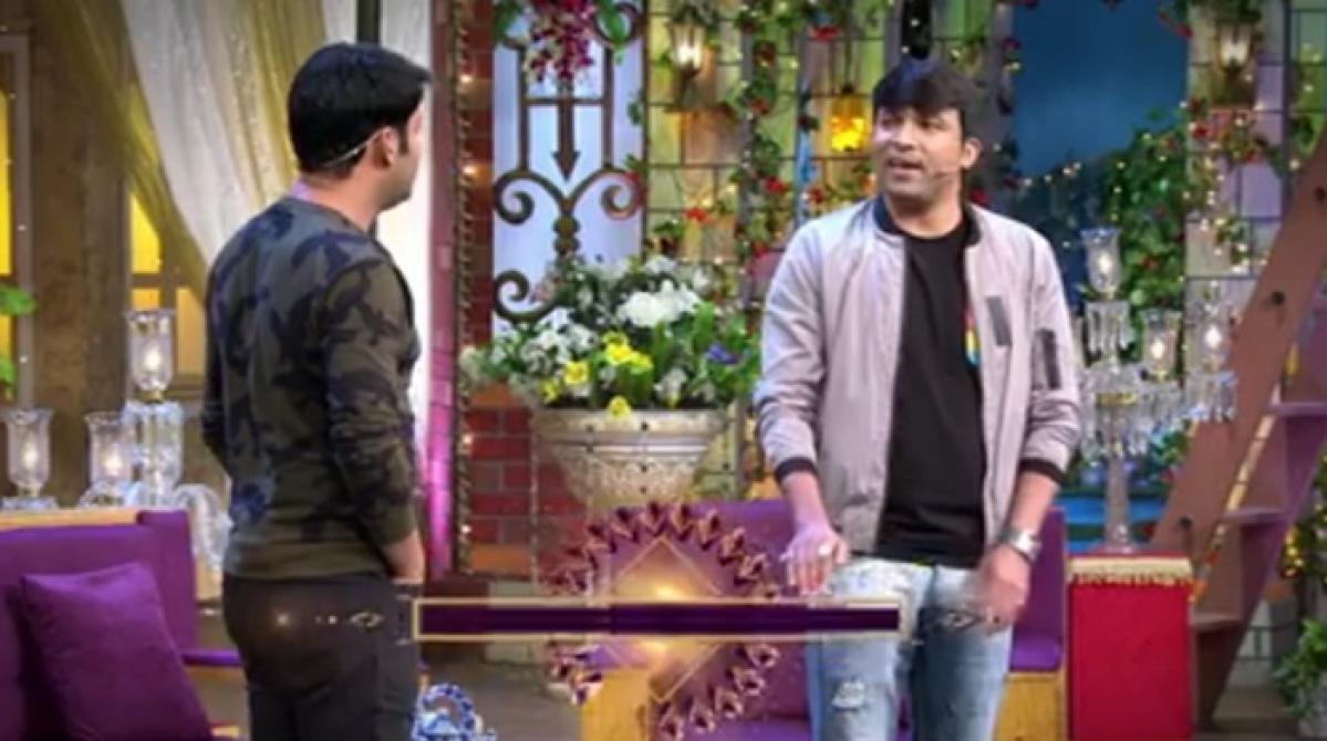 Funny Video: Chandan Prabhakar and Kapil Sharma take a dig on flight fight