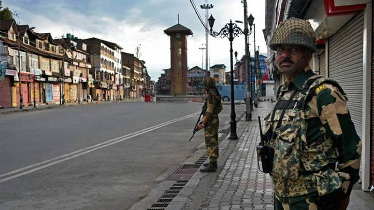 Curfew relaxation in Jammu extended