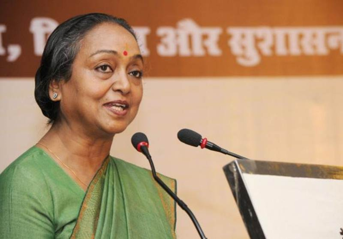 Prez polls: Meira Kumar files papers on the last day, 95 candidates in all