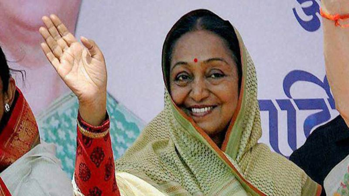 Meira Kumar to file nomination today for presidential polls