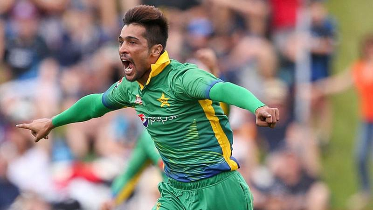Mohammad Amir overlooked from Pakistan's World Cup 2019 squad