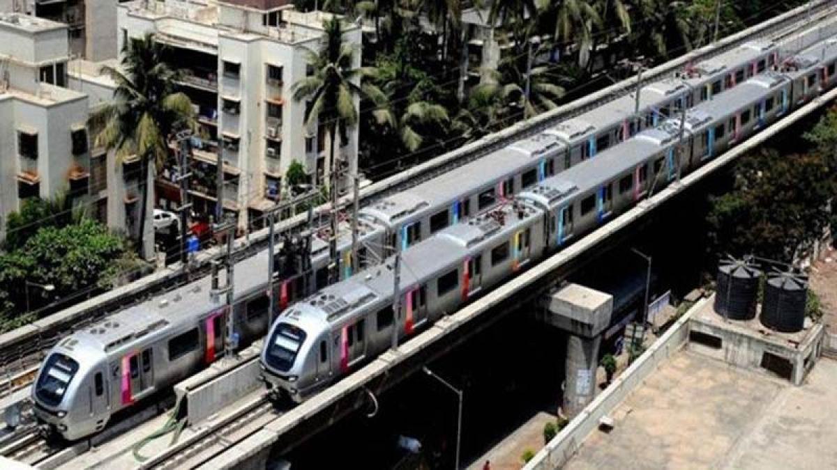 Now, check out Mumbai metro details on Google Maps