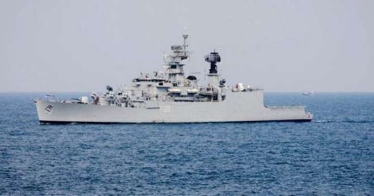 Navy vessel INS Trishul foil piracy attempt on Indian ship