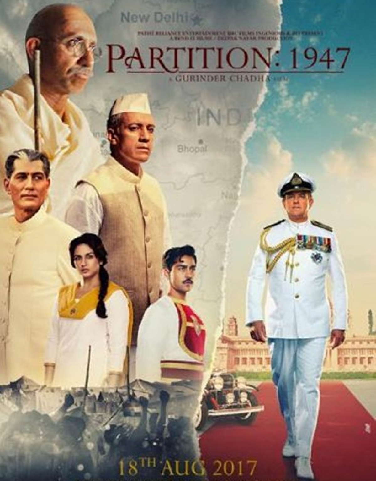 'Partition 1947' trailer launch: Huma lauds Gurinder for making film on sensitive subject