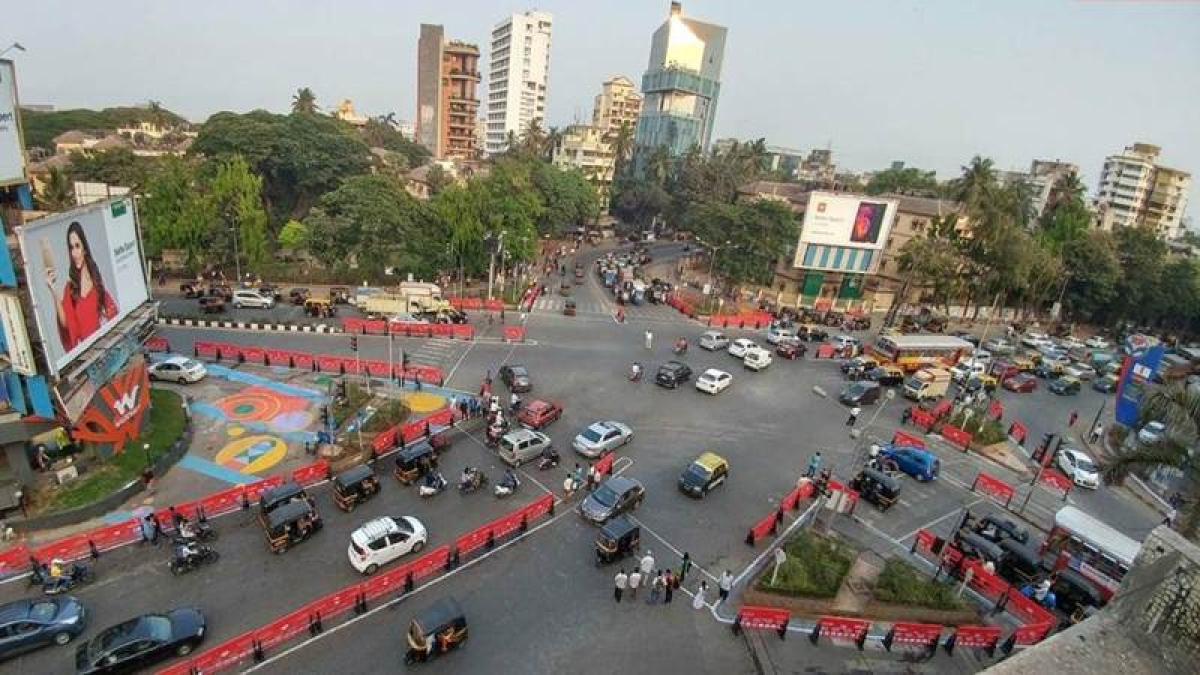 Mumbai roads: Plans to make 40 junctions pedestrian-friendly