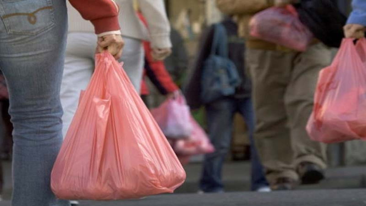 Madhya Pradesh: Banned polythene bags seized in Indore, Rs 50K fine imposed