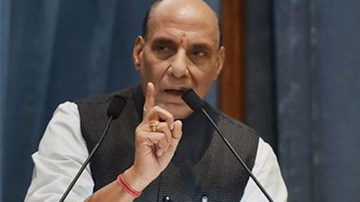 Don't believe, forward WhatsApp messages without verification, says HM Rajnath Singh