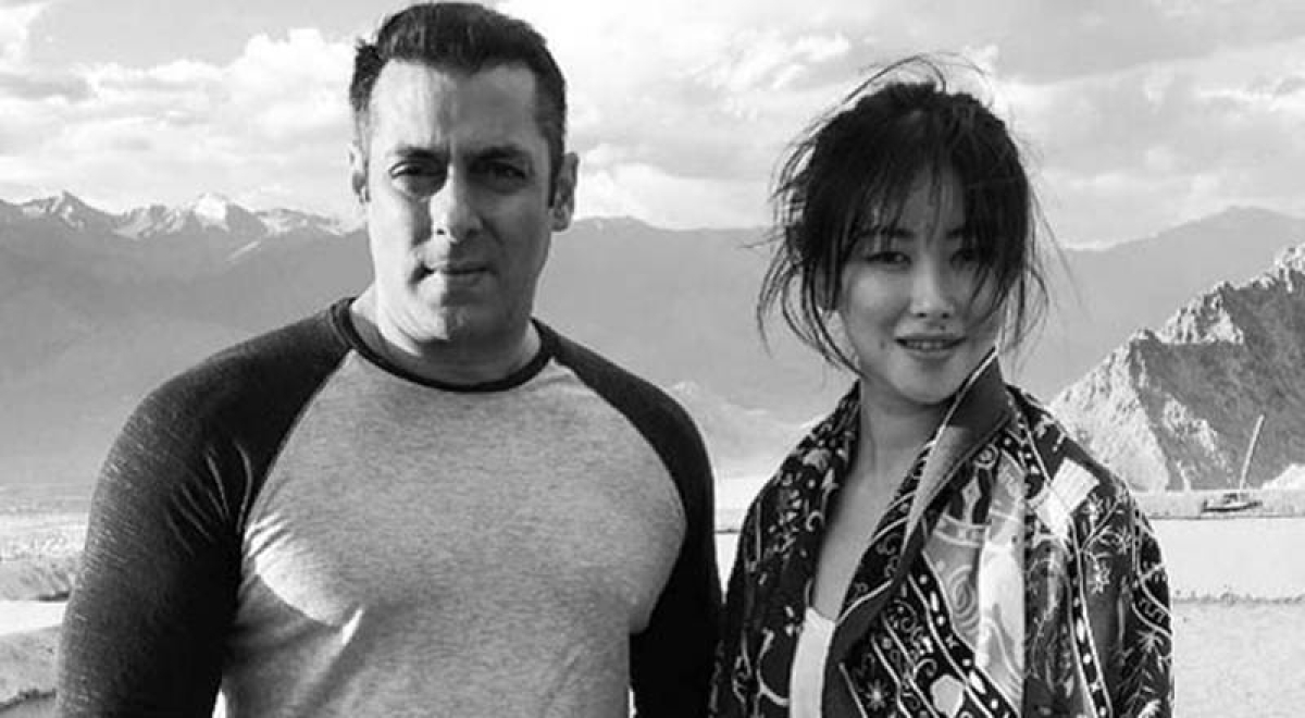 Does Salman Khan don't want Zhu Zhu for Tubelight promotions? Check out her stunning bikini photo