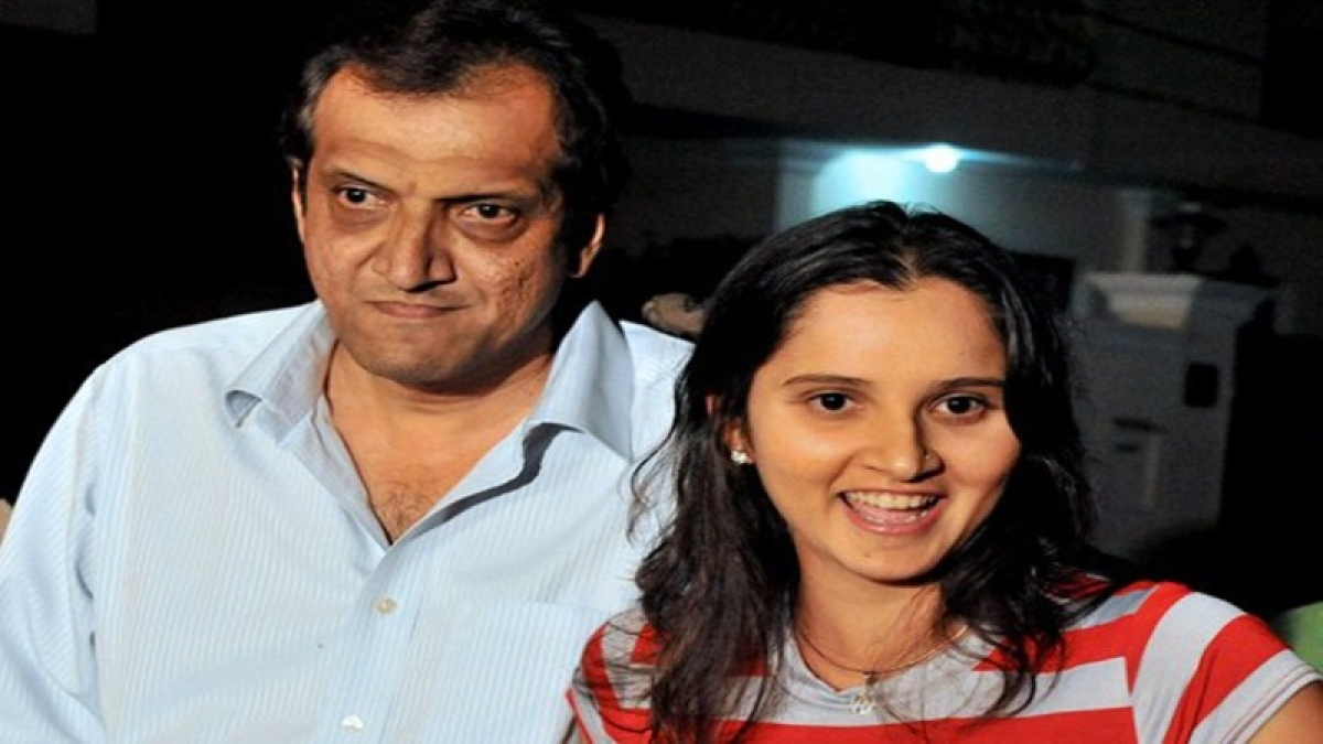 Sania Mirza's video with her father is a lesson for all dads