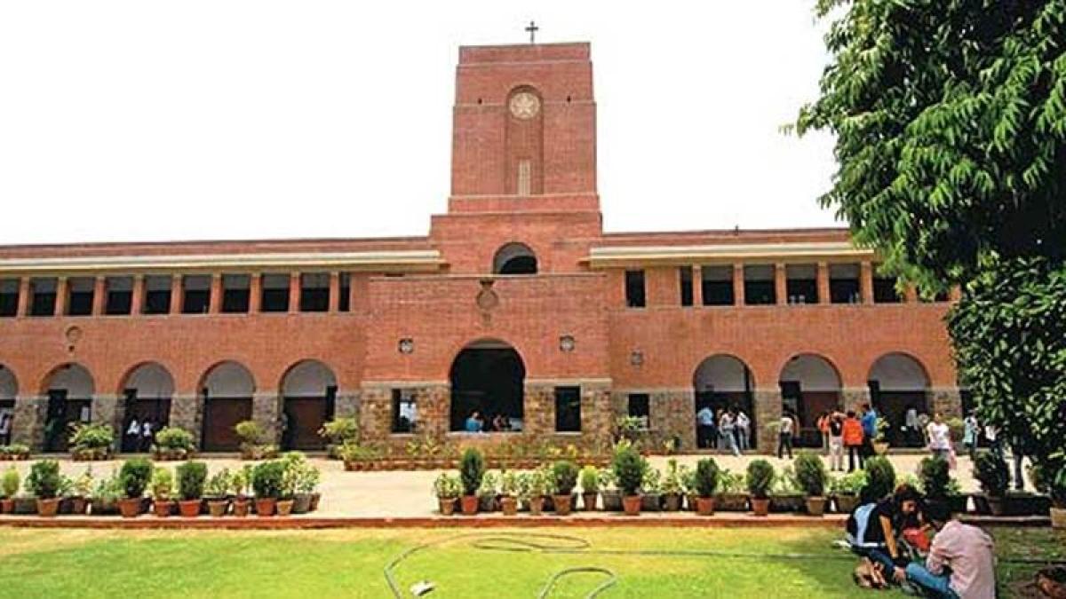 Delhi University's St Stephen's College announces its cut-offs for various courses