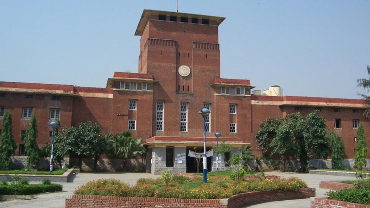 DU ranked among top 10 universities in India