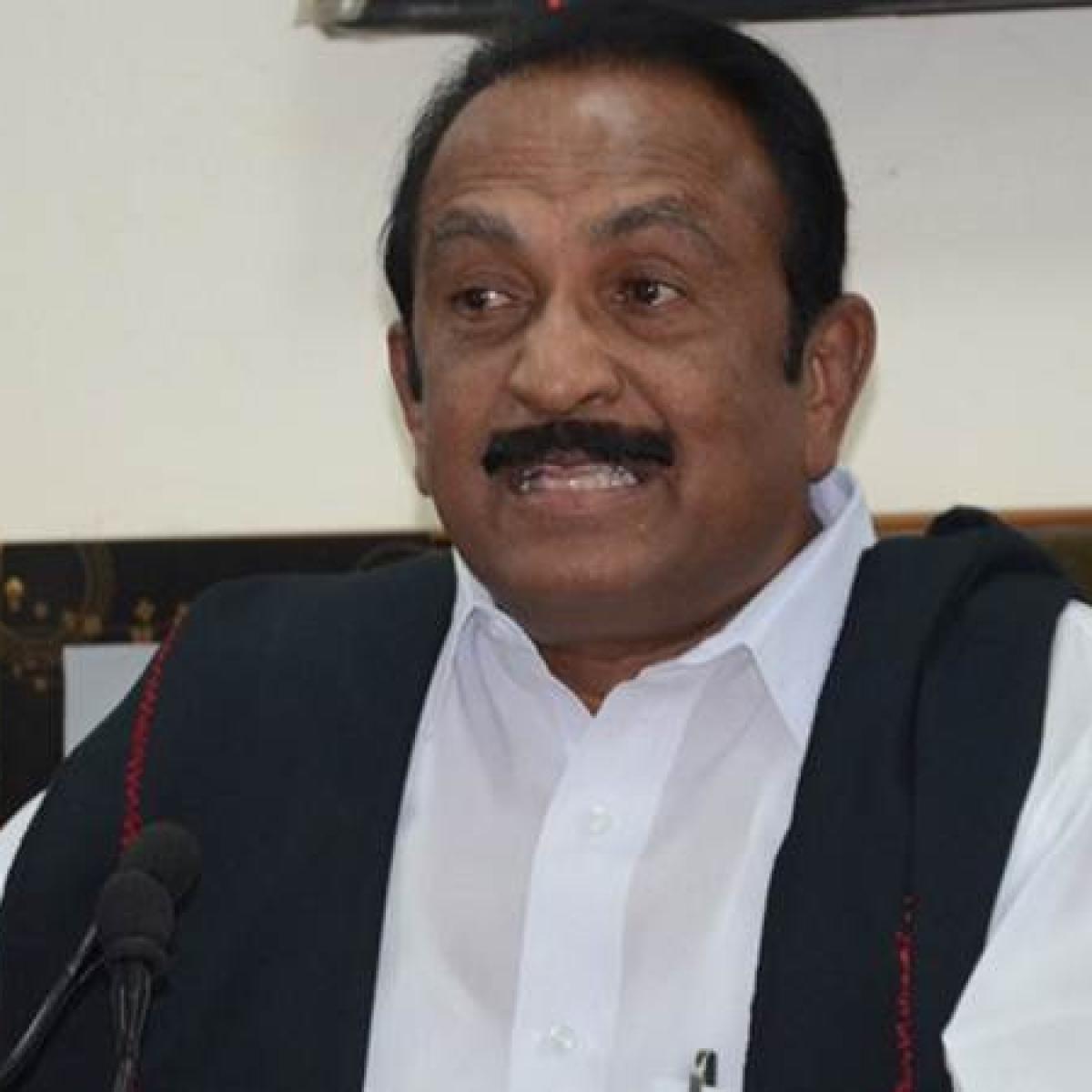 MDMK nominates Vaiko as its candidate for Rajya Sabha polls