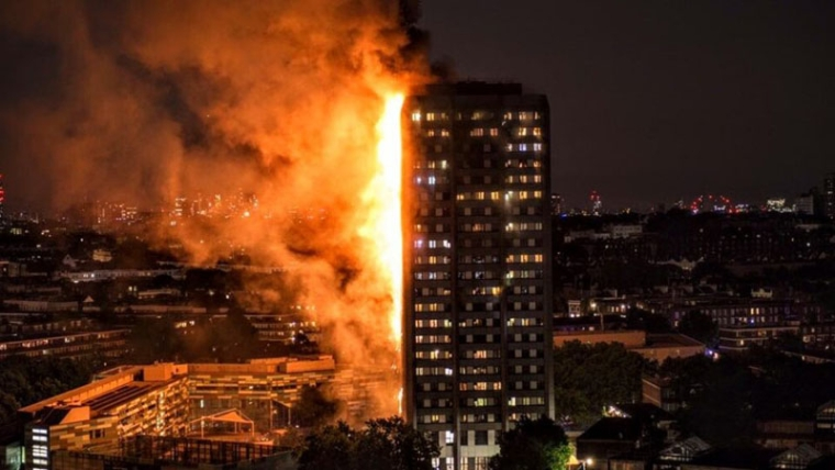 London inferno: Theresa May Govt. under attack for neglecting 'warnings'