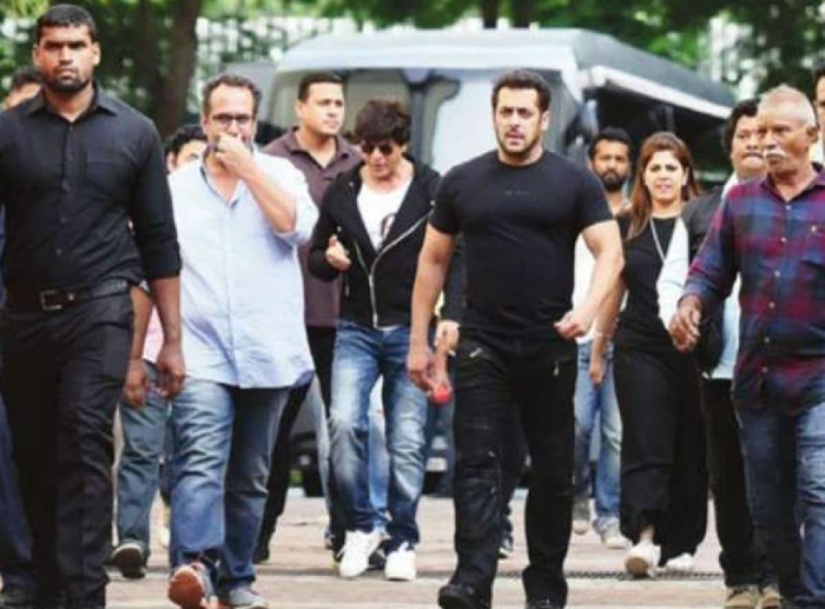 Interesting! Shah Rukh and Salman Khan in desi avatar in Anand L Rai's next