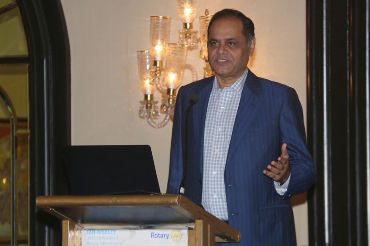 Ace investor Ramesh Damani shares words of wisdom
