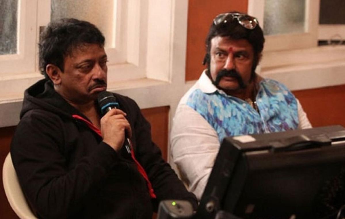 Will Ram Gopal Verma direct Balakrishna in NTR biopic?