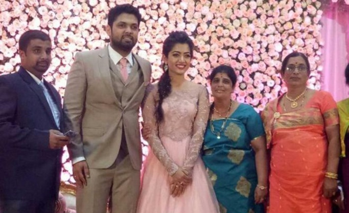 Rashmika Mandanna and Rakshit Shetty engagement called off; decision was taken month ago, says Rashmika's mother Suman